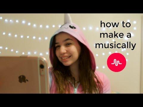 How To Make A Good Quality Musically | Hope Paige