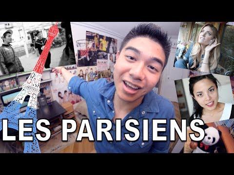 LES PARISIENS - LE RIRE JAUNE