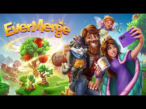Official EverMerge (by Big Fish Games) - IOS / Android - Trailer