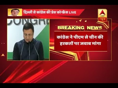 China's activities have increased in Doklam, constructs building & bunker: Congress