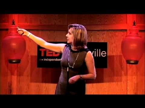 TEDxKnoxville - Amy Gibson - Envisioning Community Development