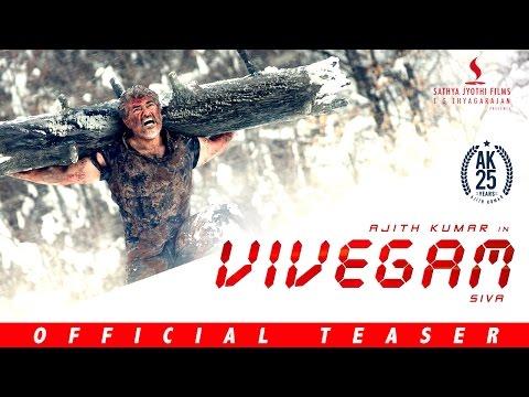 Watch Thala Ajith's Vivegam Teaser