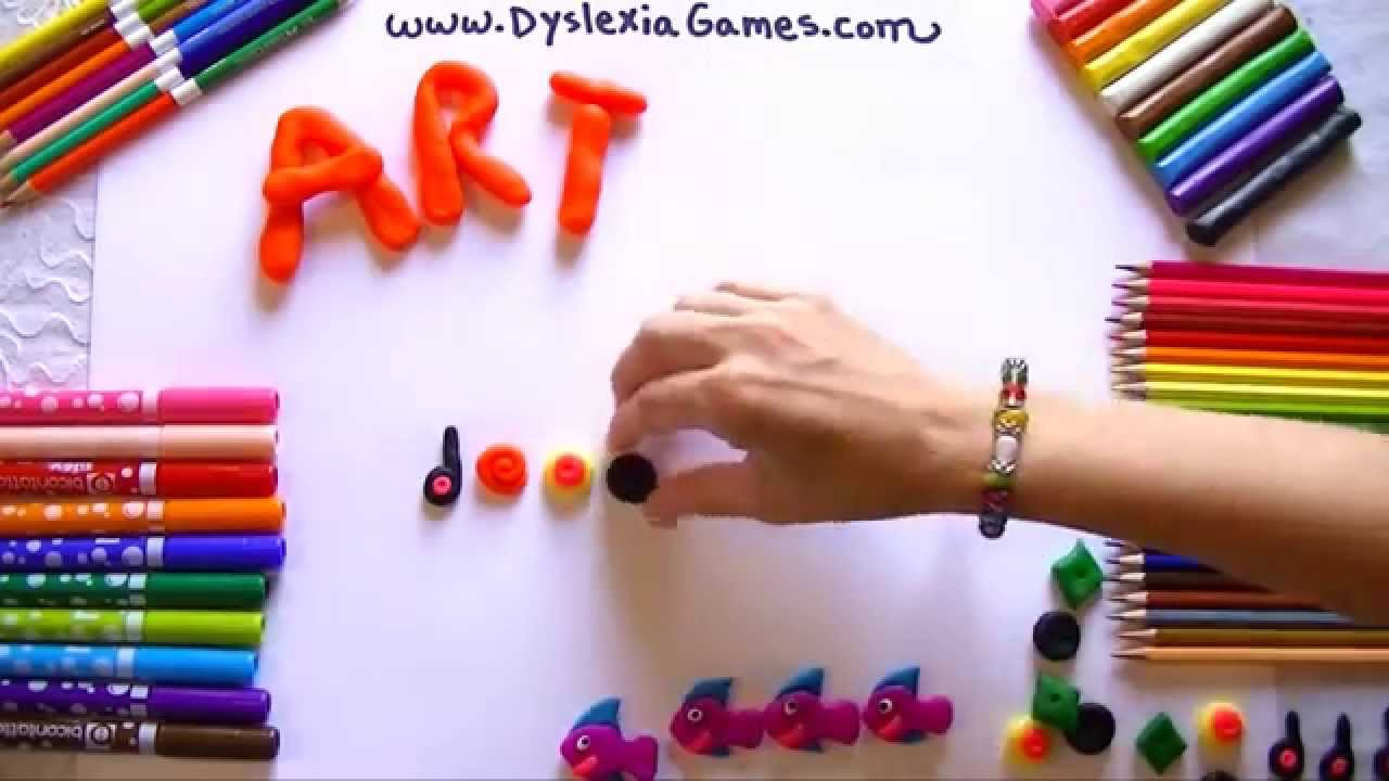 Worksheet Dyslexic Games dyslexia games art and logic lesson 12 youtube 12