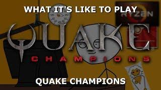 What It's Like To Play: Quake Champions BETA thumbnail