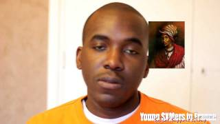 "BLACK HISTORY MONTH VIDEO N°4 ""Young SXMers in Fance """