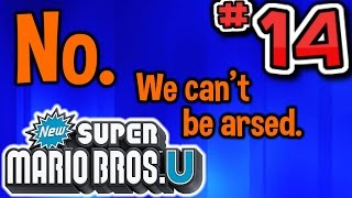 New Super Mario Bros. U (PART 14) - Can