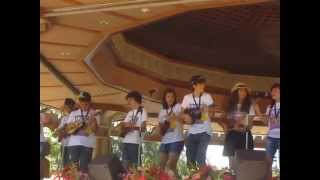 "Ukuleles for Peace - ""Hit the Road Jack"" & ""Down by the Riverside"""
