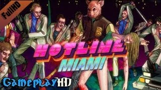 Hotline Miami Gameplay (PC HD)