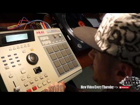 Dubs Banger Making Beats From Vinyl With Samples Beat Making Video