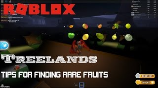Roblox: TreeLands: Fastest ways to find rare fruit