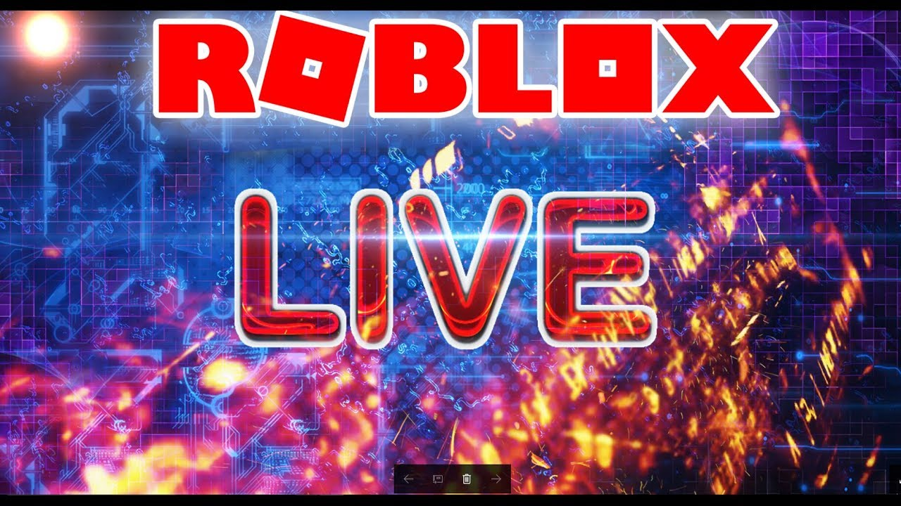 Roblox Livestream Roblox Live Stream Come Join Us Playing With Subs Youtube