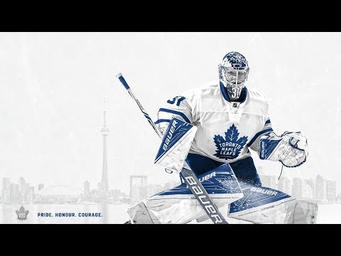 Frederik Andersen Highlights