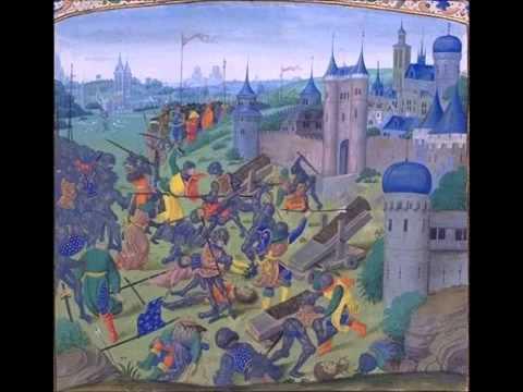 The 1396 Ottoman Battle of Nicopolis