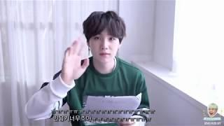 [ENG] BTS Suga's Sohwakhaeng (small but definite happiness)