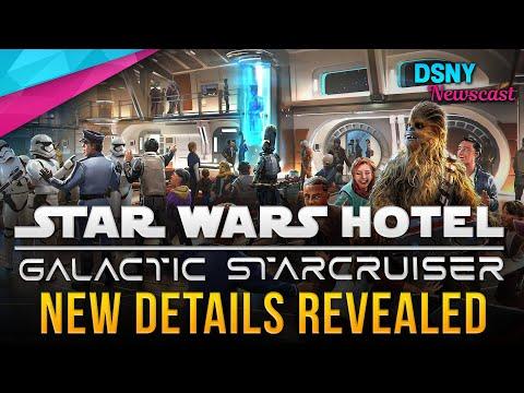 STAR WARS HOTEL New Details Revealed for Walt Disney World - Disney News - 8/29/19