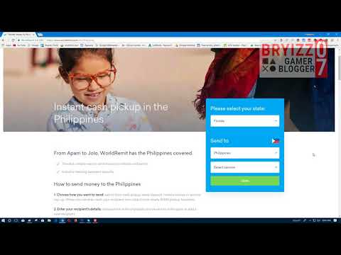 How To Received Instant Money for Freelancer Using World Remit 2018
