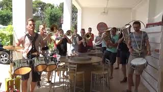 Utlopers Brass Band Cover La Colegiala The Boy Next Door Fresh Coast Feat Jody Bernal
