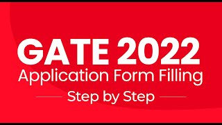 Gate 2022 Application process step by step | Engineering and Non Engineering students, relevel