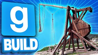 SUPERIOR SIEGE WEAPONS! | Gmod Build Off