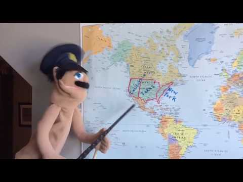 Geography with Gonzalez: United States of America