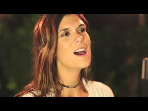 P!nk What About Us acoustic cover by Melissa Ouimet