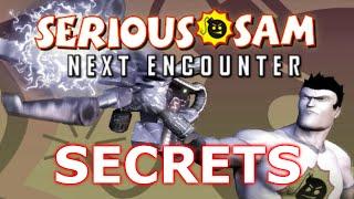 Serious Sam: Next Encounter - All Secrets