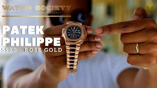 Patek Philippe Nautilus 5980 – BEST ROSE GOLD WATCH in 2020?