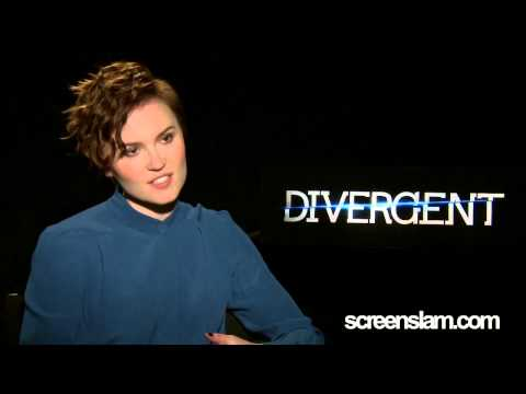Divergent: Exclusive Interview with Veronica Roth (Author) - YouTube