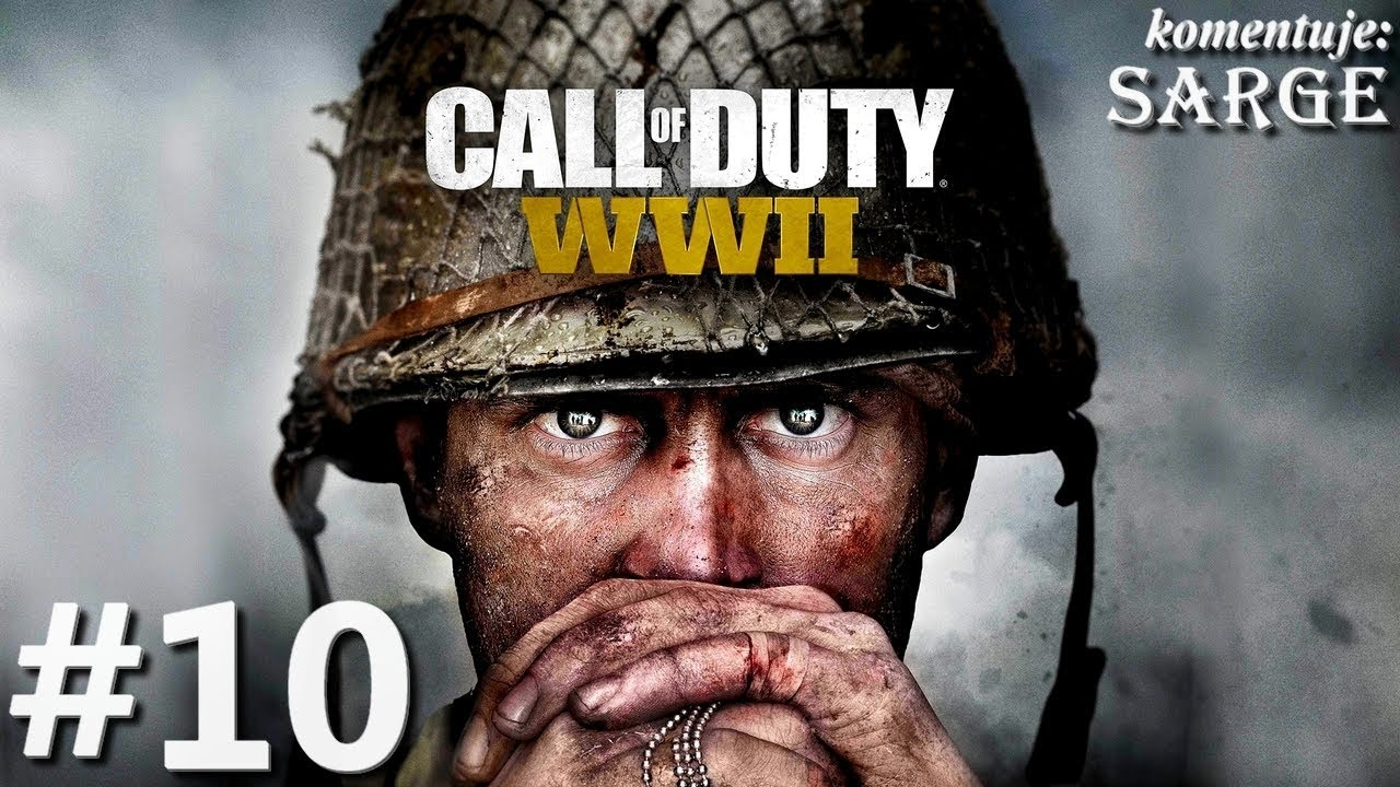 Zagrajmy w Call of Duty: WW2 [60 fps] odc. 10 – Przyjaźń nade wszystko