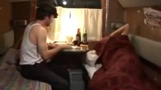 кавказец в поезде,ржач)))
