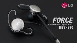 [앱스토리몰] LG Force HBS-S80 블루투스 이어폰 개봉기
