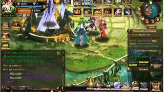 наш первый обзор уникальной игры Лига ангелов