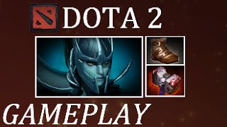 Dota 2 A Very Epic Game (Phantom Assassin Gameplay Commentary)
