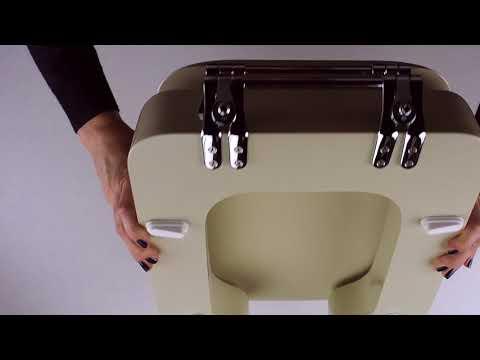 Sedile Wc Ideal Standard Conca.Rialzo Con Coperchio Per Vaso Ideal Standard Serie Conca Champagne