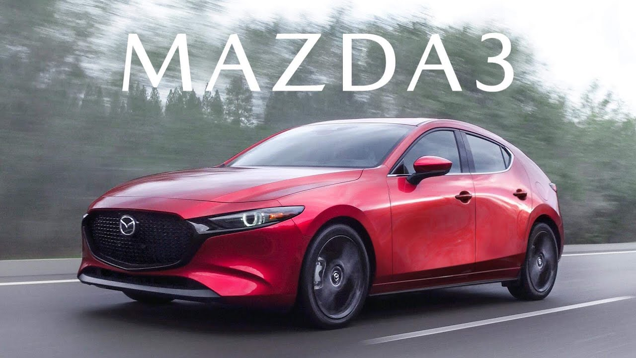 2019 Mazda 3 AWD Review - Is It Finally Best in Class?