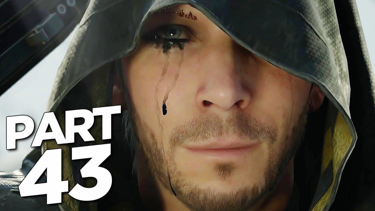CROSSING THE TAR BELT in DEATH STRANDING Walkthrough Gameplay Part 43 (FULL GAME) thumbnail