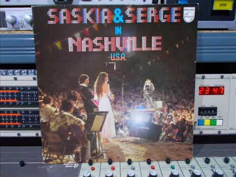 Saskia & Serge In Nashville, U S A  Remasterd By B v d M 2107