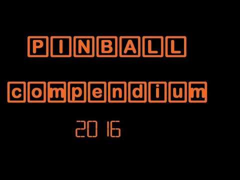 pinball compendium 2016