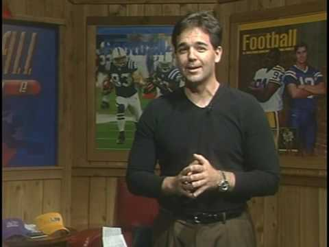 Louisiana Football TV Magazine 11/18/2008 Show [Part 1]