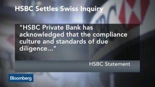 HSBC to Pay $43 Million to Resolve Swiss Inquiry