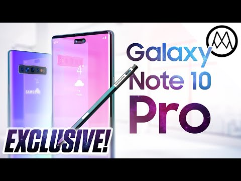 I GOT GALAXY NOTE 10 DETAILS EARLY!
