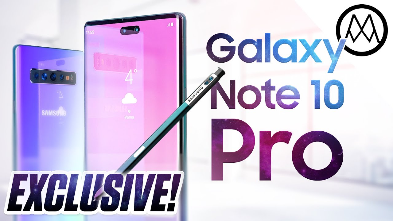 More possible insights on Samsung Galaxy Note 10