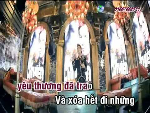 Xóa Hết - Karaoke..
