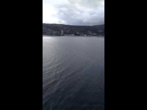 Celebrity Solstice Hobart Port