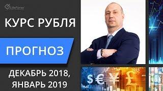 Смотреть видео Прогноз курса рубля на декабрь - январь онлайн
