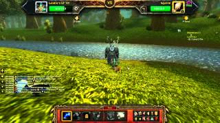 Wow Pet Battle System Gameplay - Mists Of Pandaria Beta