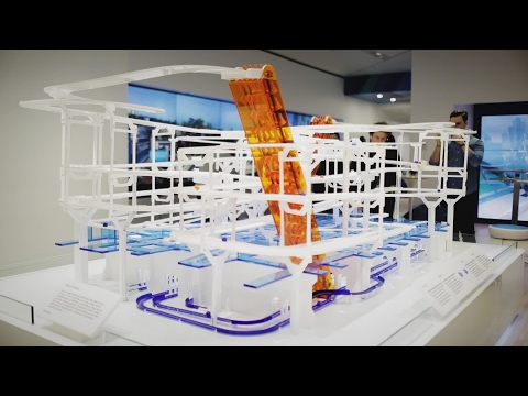 Ford opens a future focused Hub in New York City