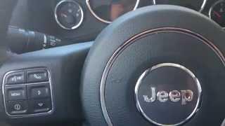 2014 Jeep Wrangler Rubicon Unlimited Interior Review