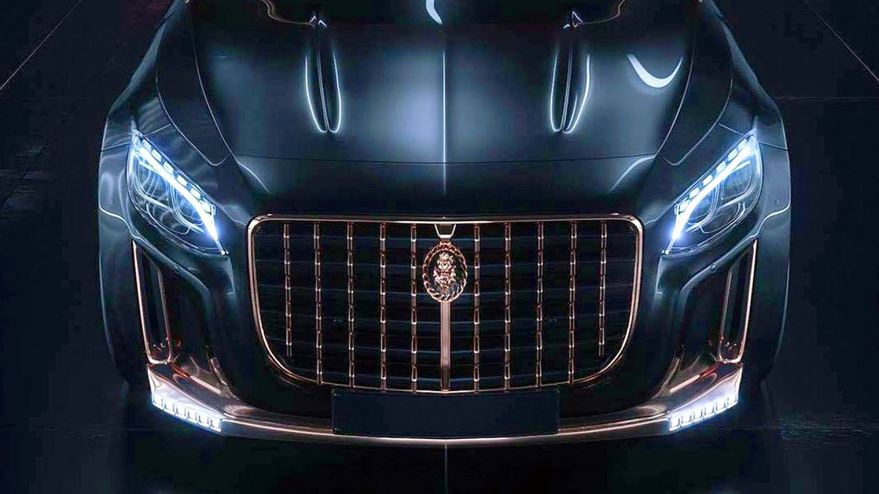 Scaldarsi Emperor I or super luxury Mercedes-Maybach S600 ...