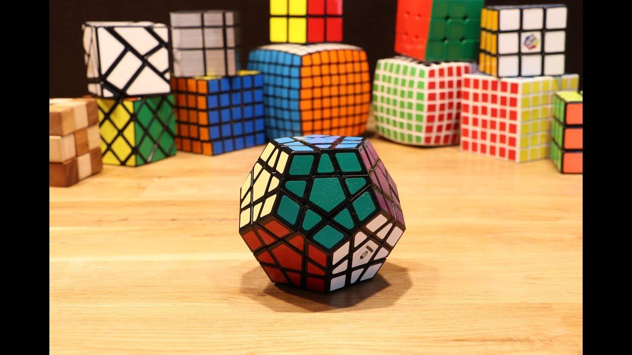 Download Megaminx 3x3 lösen - deutsch - cube - Dodekaeder